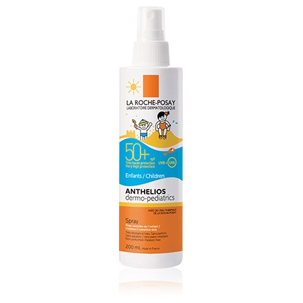 ANTHELIOS DERMO-PEDIATRICS 50+ SPRAY 200 ml