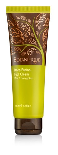 PREMIER BOTANIFIQUE Deep Fusion Foot Cream Mint & Eucalyptus 125ml