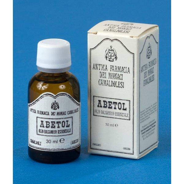 ABETOL MONACI CAMALDOLESI olio balsamico