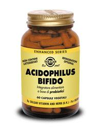 ACIDOPHILUS BIFIDO 60 capsule
