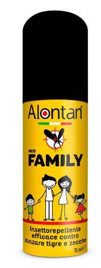 ALONTAN NEO FAMILY SPRAY 75 ml