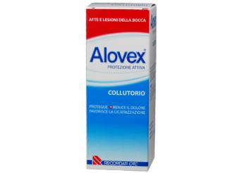 ALOVEX COLLUTORIO 120 ml