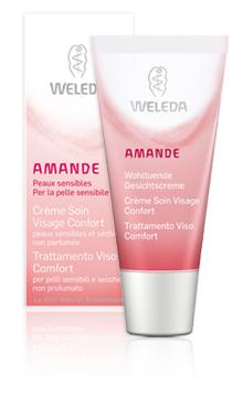 AMANDE - TRATTAMENTO VISO COMFORT - 30 ml