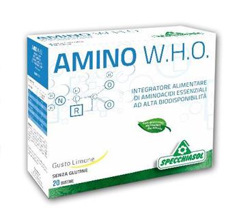 AMINO WHO 20 bustine