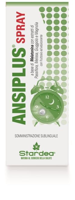 ANSIPLUS SPRAY ORALE 20 ml