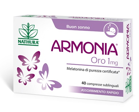 ARMONIA ORO 1mg 120 cpr