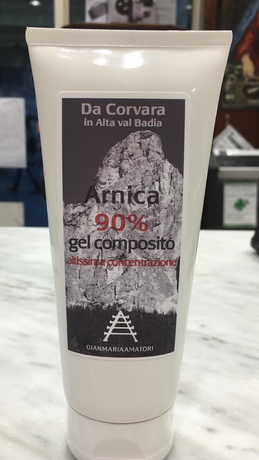 ARNICA MONTANA GEL 90 PER CENTO 200 ml