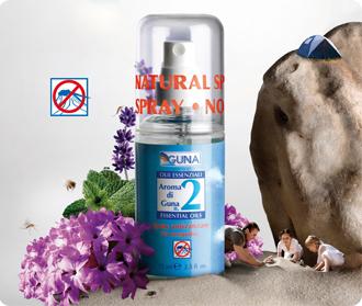 AROMA di Guna nr 2 Spray anti-zanzare 75 ml