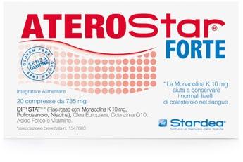 ATEROSTAR FORTE 60 COMPRESSE