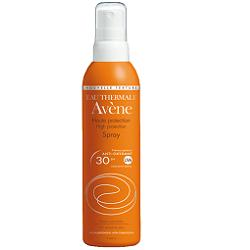 AVENE SOL SPRAY SPF+30 200ml