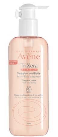 AVENE TRIXERA NUTRITITION GEL DETERGENTE 400 ml
