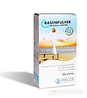 BASENPULVER PASCOE Polvere 260g