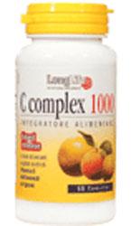 C COMPLEX 1000 Integratore di vitamina C e bioflavonoidi