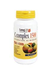 C COMPLEX 1500 Integratore di vitamina C e bioflavonoidi