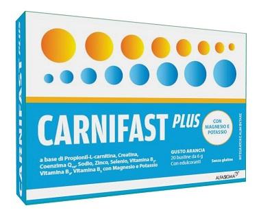 CARNIFAST PLUS 20 BUSTE