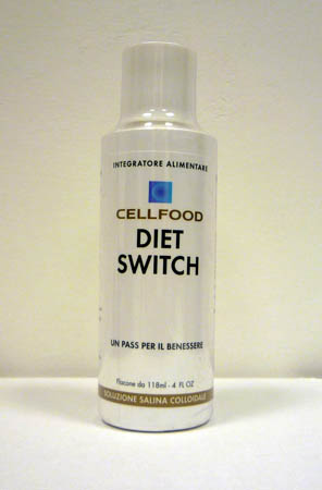 CELLFOOD DIET SWITCH 118 ml