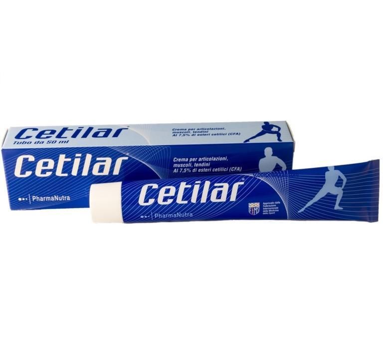 CETILAR CREMA 50 ml