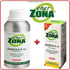 ENERZONA  OMEGA 3 RX PROMO 120 + 48 cps