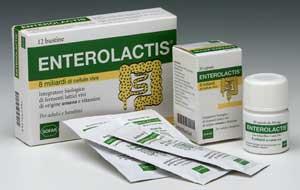 ENTEROLACTIS 20 Capsule da 300 mg - Integratore