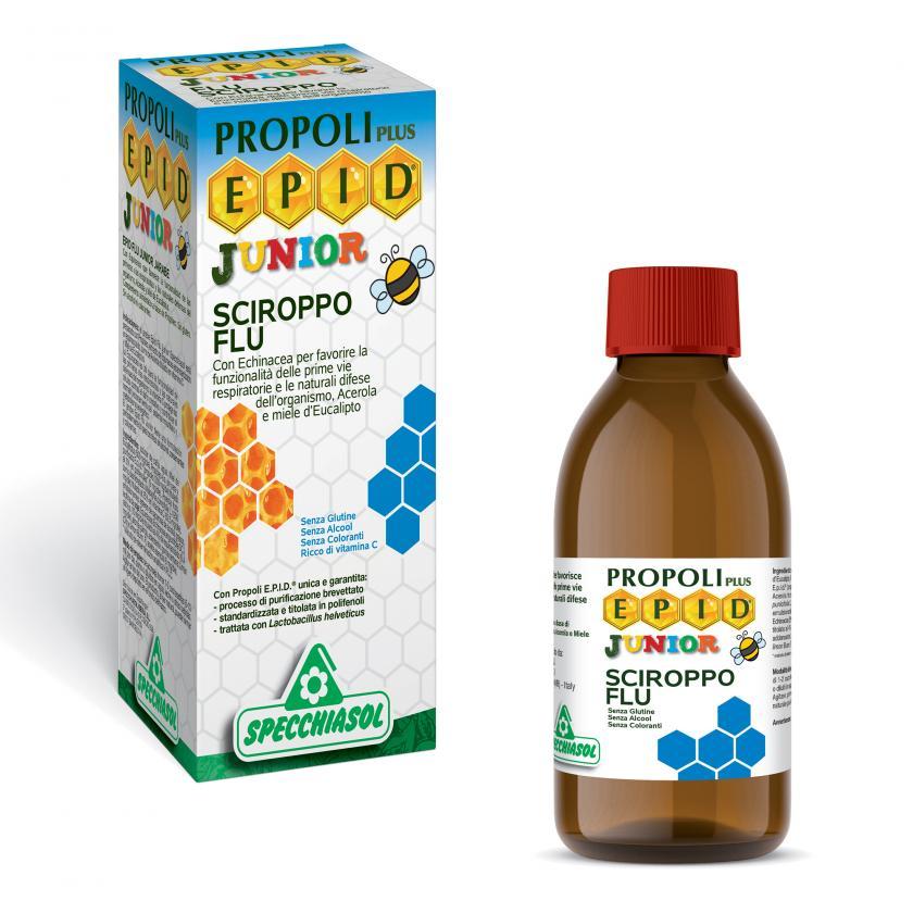 EPID JUNIOR SCIROPPO FLU 100 ml