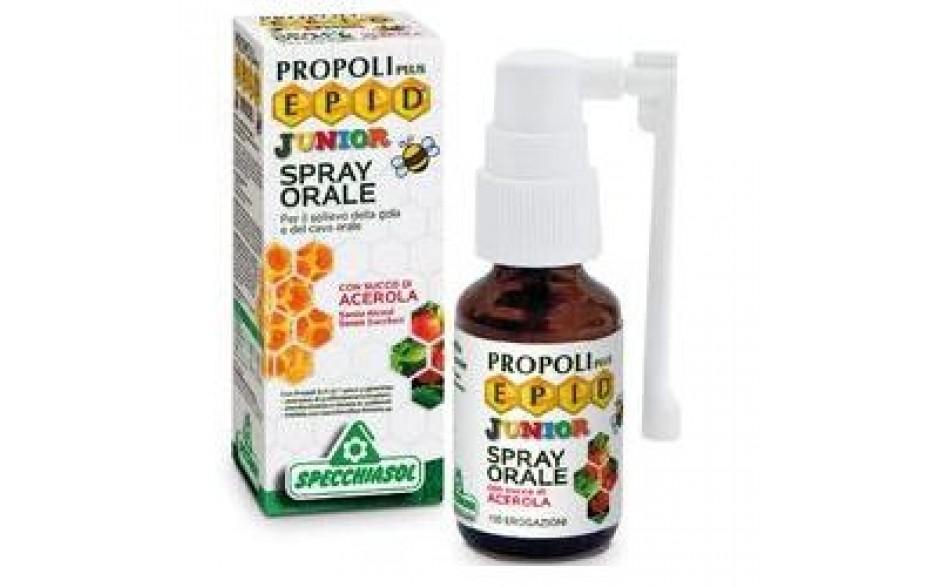 EPID PROPOLI JUNIOR spray orale con ACEROLA