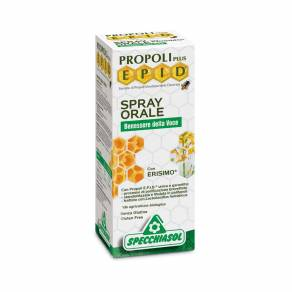 EPID SPRAY ORALE CON ERISIMO 15ml
