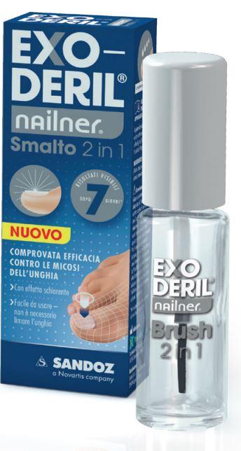 EXODERIL NAILNER SMALTO 2 IN 1