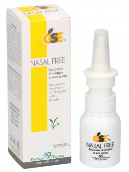 GSE - NASAL FREE SPRAY - 20 ml