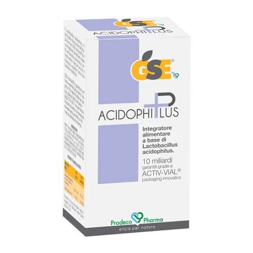 GSE-ACIDOPHIPLUS 30 cps