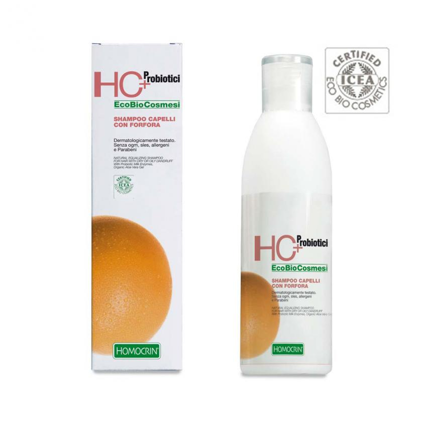 HOMOCRIN Shampoo capelli con forfora 250 ml