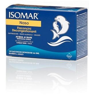 ISOMAR NASO 18 flaconcini