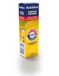 KUKIDENT DOPPIA AZIONE 40g