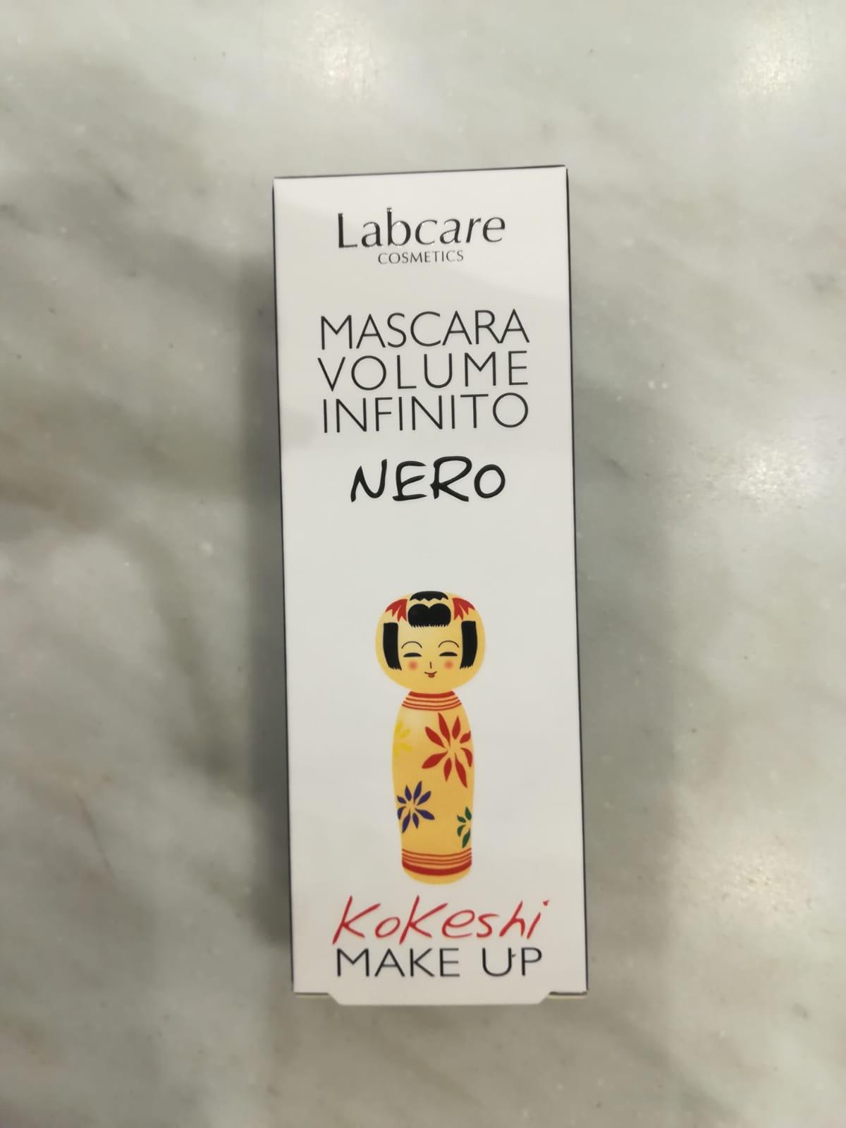 LABCARE MASCARA VOLUME INFINITO NERO 10 ml