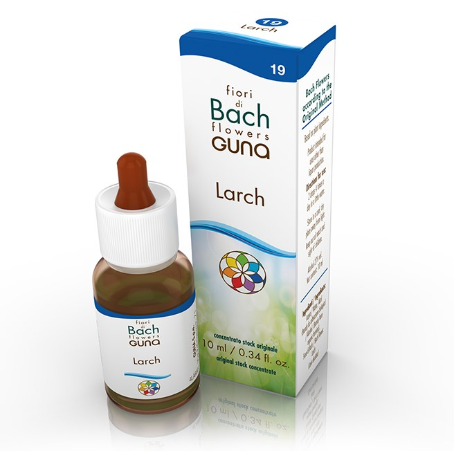 LARCH fiore di Bach 10 ml