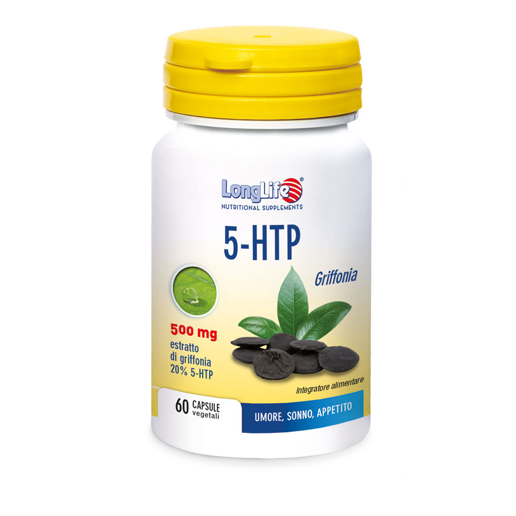 LONGLIFE 5-HTP 60CPS