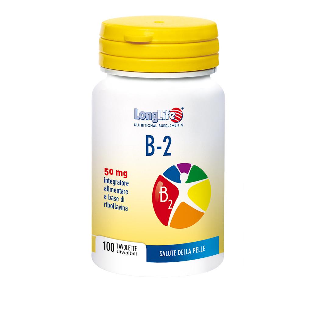 LONGLIFE B-2 50 mg 100 TAV