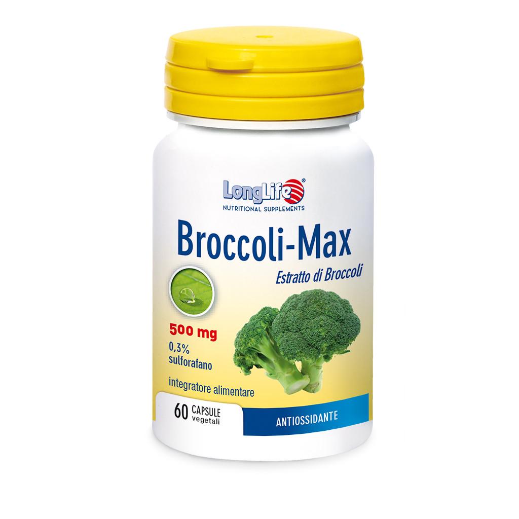 LONGLIFE BROCCOLI MAX 60CPS VEG