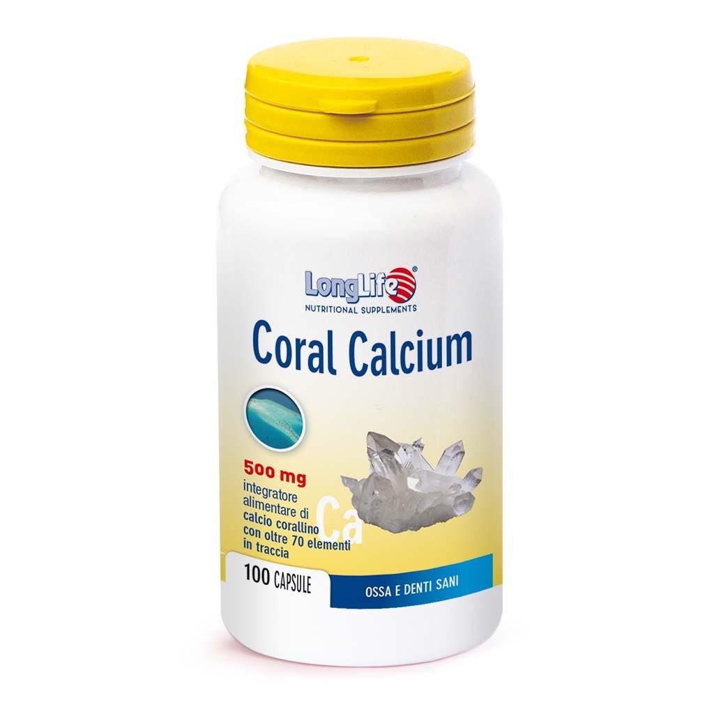 LONGLIFE CORAL CALCIUM 100CPS