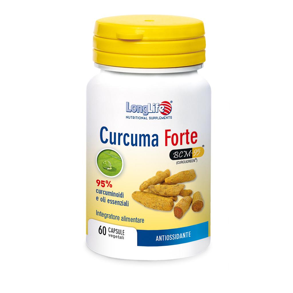 LONGLIFE CURCUMA FORTE 60CPS