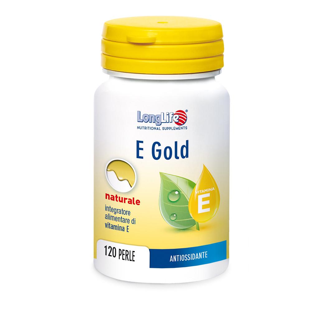 LONGLIFE E-GOLD 120PRL