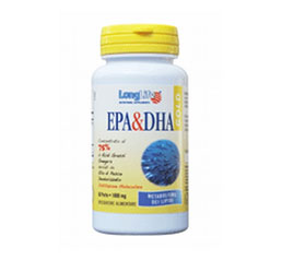 LONGLIFE EPA DHA GOLD 60PRL