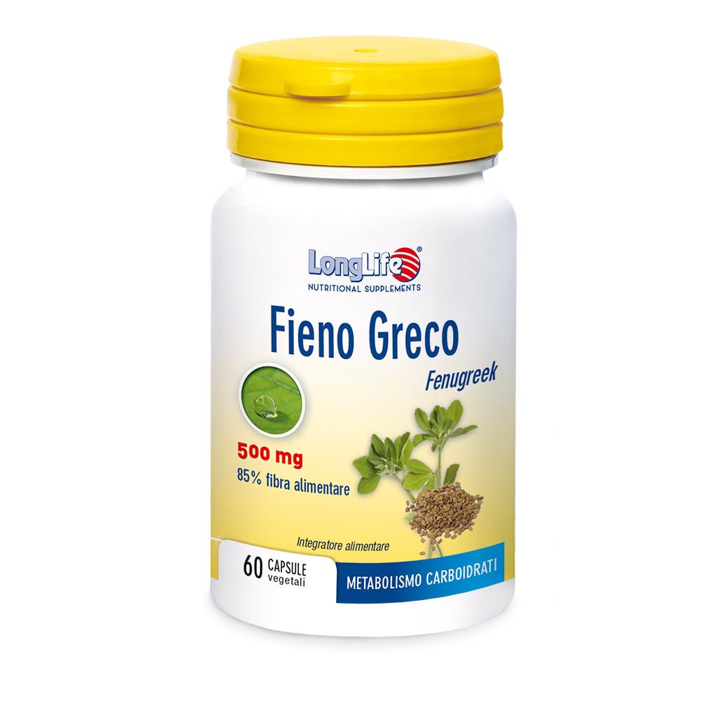 LONGLIFE FIENO GRECO 60CPS