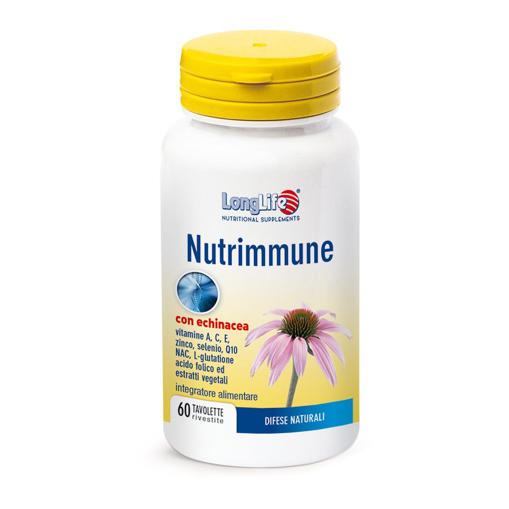 LONGLIFE NUTRIMMUNE 60TAV