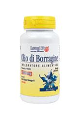 LONGLIFE OLIO BORRAGINE BIO 50PRL