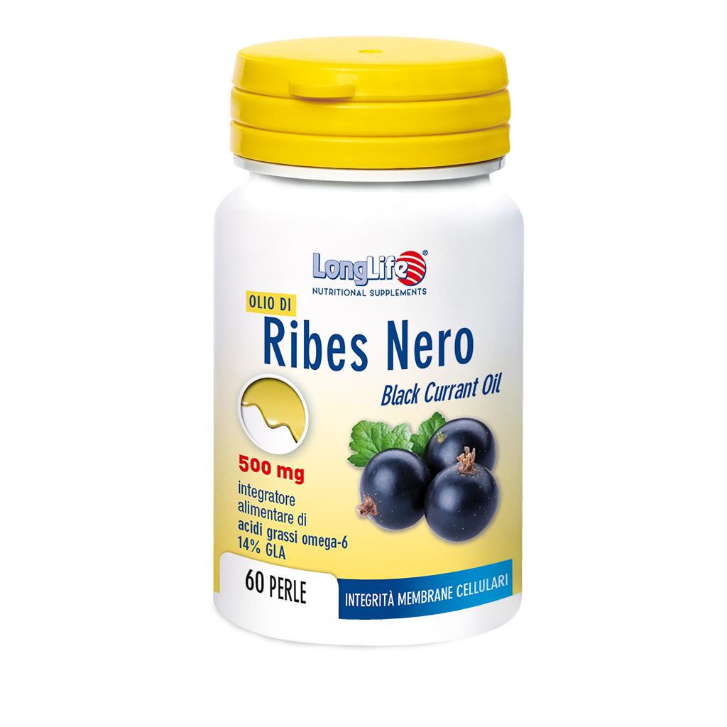LONGLIFE OLIO DI RIBES NERO 60PRL