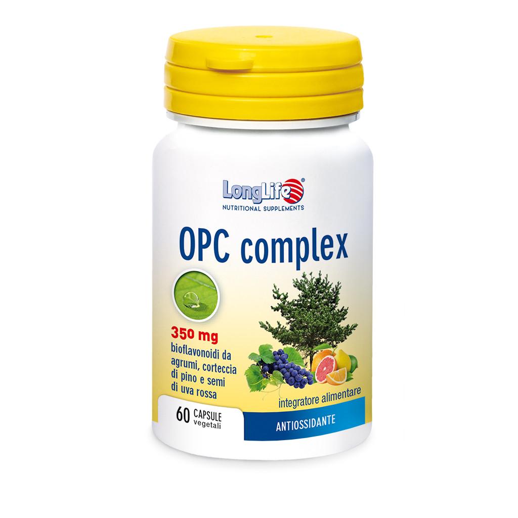 LONGLIFE OPC COMPLEX 60CPS VEG