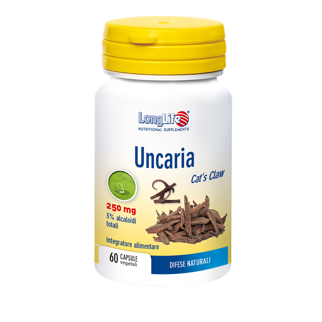 LONGLIFE UNCARIA 60CPS