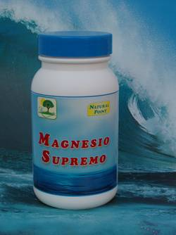 MAGNESIO SUPREMO POLV.150g