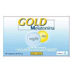 MELATONINA GOLD HTP 1mg 60 compresse