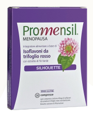 NAMED PROMENSIL MENOPAUSA SILHOUETTE 30 cpr
